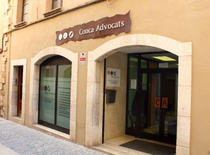 Advocats a Montblanc