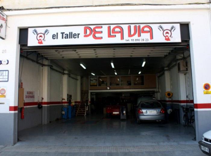 Taller mecánico Vilafranca