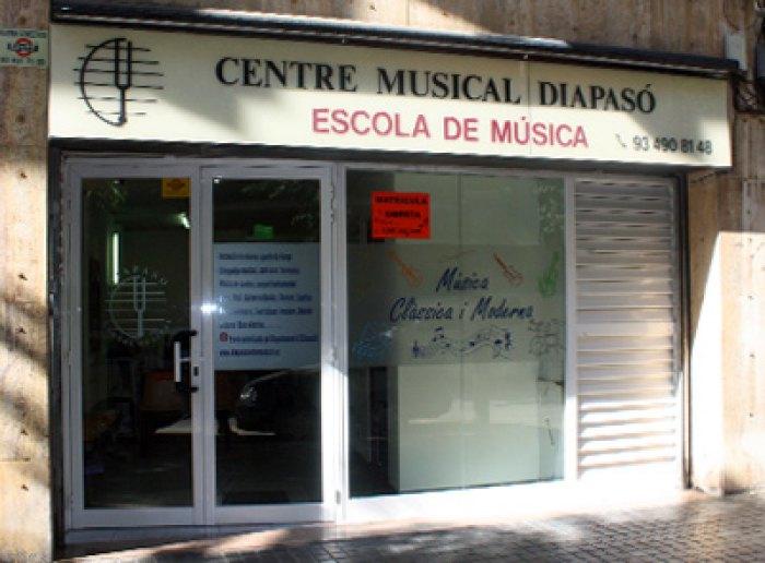 Escola de música a Sants