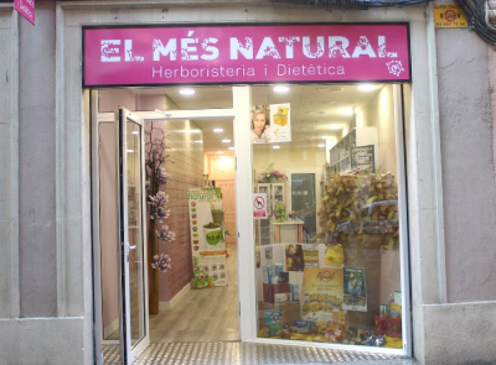 Herboristeria, dietètica, Sant Andreu