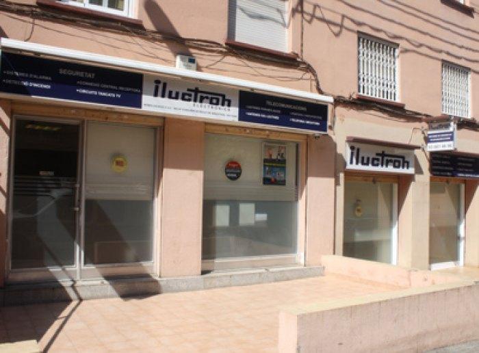 Porters automàtics al Baix Llobregat
