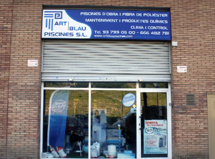 Piscines i tractaments d'aigues a Mataró