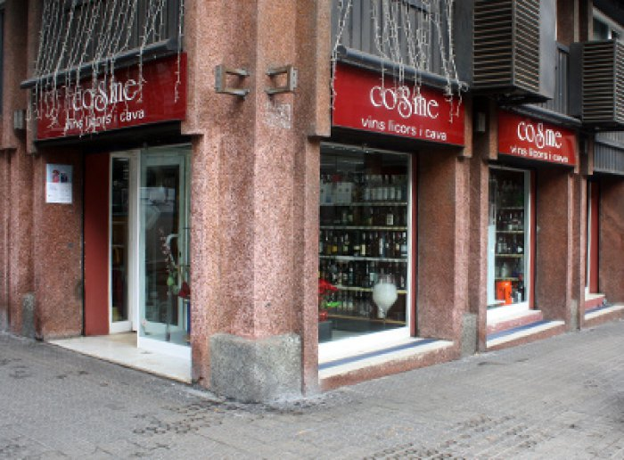 Vins, caves, licors, Sant Gervasi